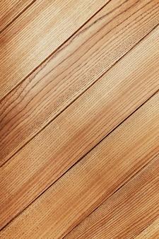 Jesion drewniany taras brązowy tło z widoku z góry. wysokiej jakości zdjęcie