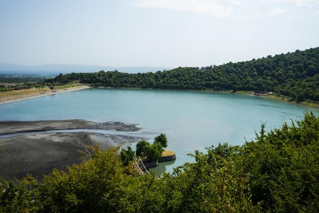Jezioro ilia w kvareli