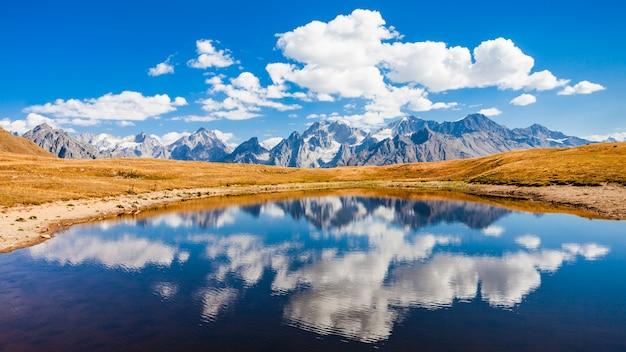 Jezioro koruldi, swanetia