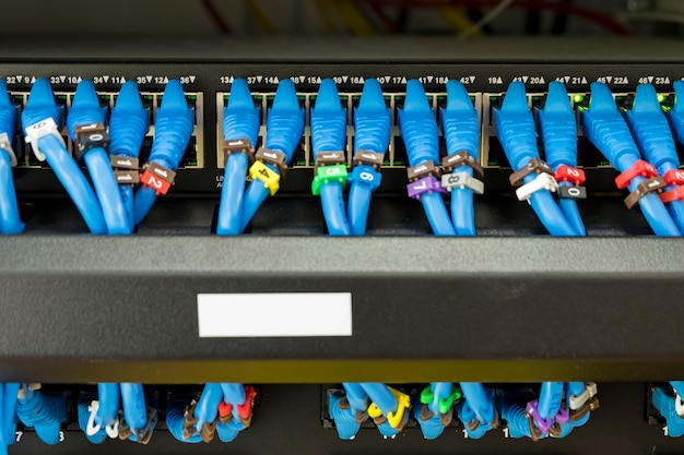 Kabel sieciowy rj45 45
