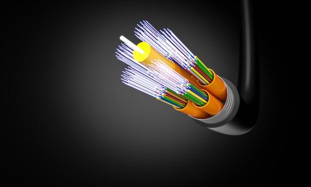 Kabel światłowodowy