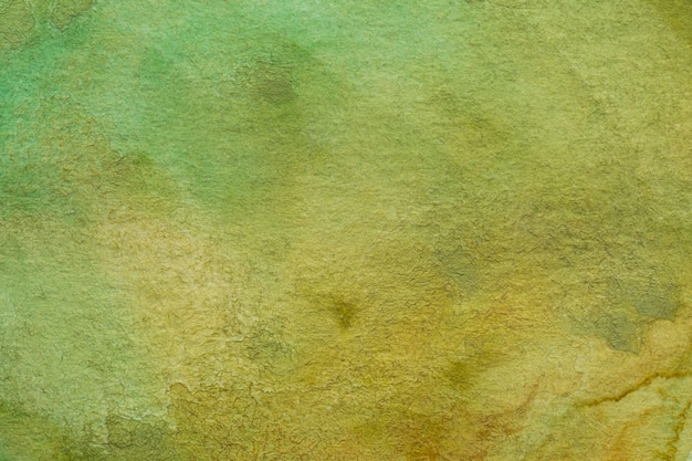 Kaki abstrakcjonistycznej akwareli tekstury makro- tło