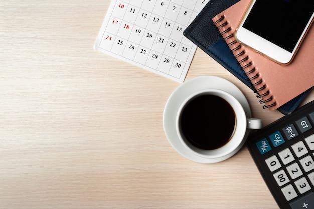 Kalendarz przestrzeni roboczej