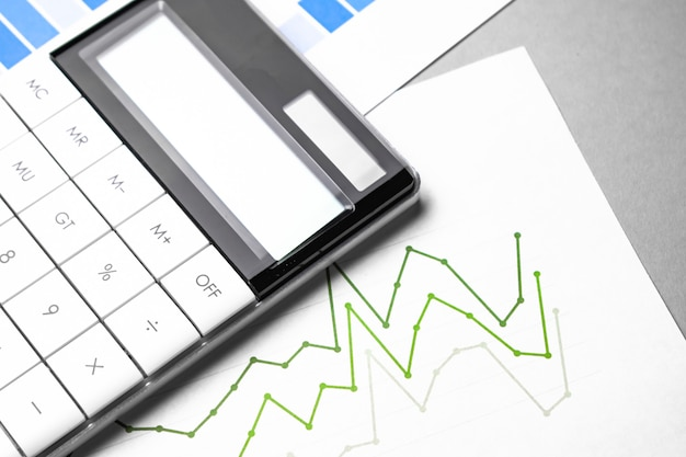 Kalkulator i wykresy