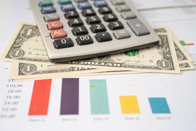 Kalkulator na papierze milimetrowym