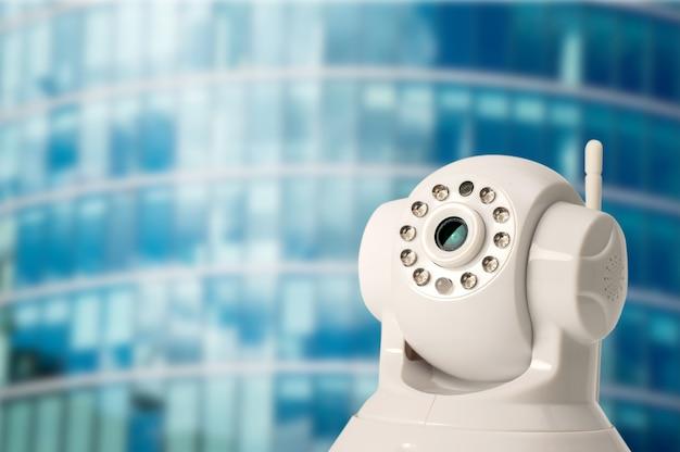 Kamera bezpieczeństwa cctv w lokalizacjach