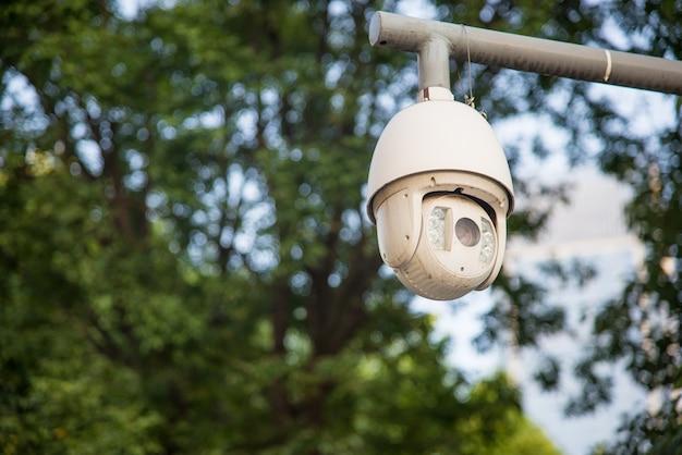 Kamera bezpieczeństwa i wideo miejskie