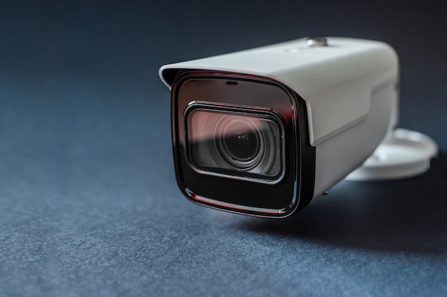 Kamera cctv. system bezpieczeństwa.