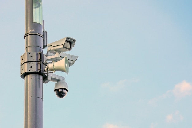 Kamera monitorująca. kamera monitorująca