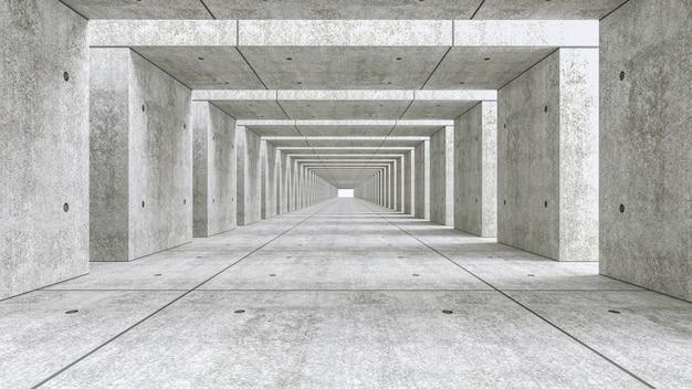 Kamień korytarz
