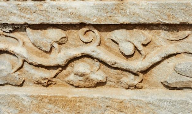 Kamień naturalny tekstury i tła powierzchni w szarym odcieniu.