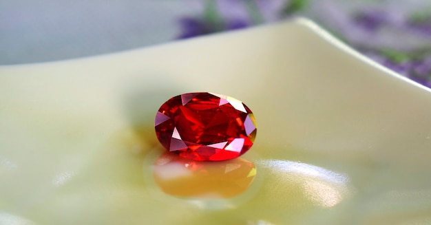 Kamień rubinowy