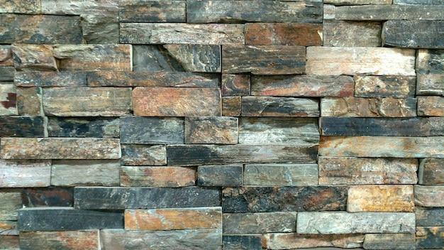 Kamień wyłożony granitowymi ścianami