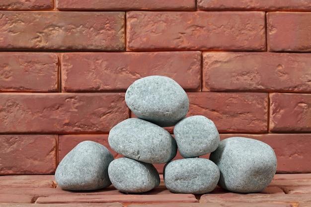 Kamienie do sauny.
