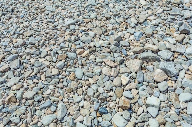 Kamienie na podłodze