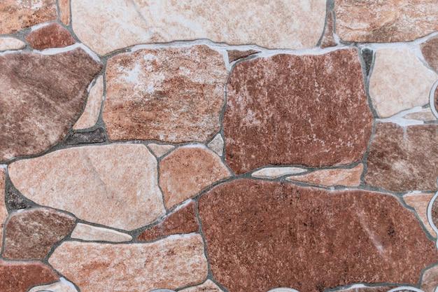 Kamienna ściana tekstury