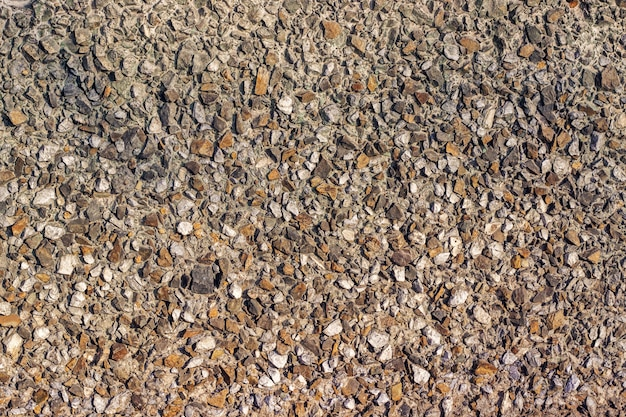 Kamienna ściana, tło lub textura