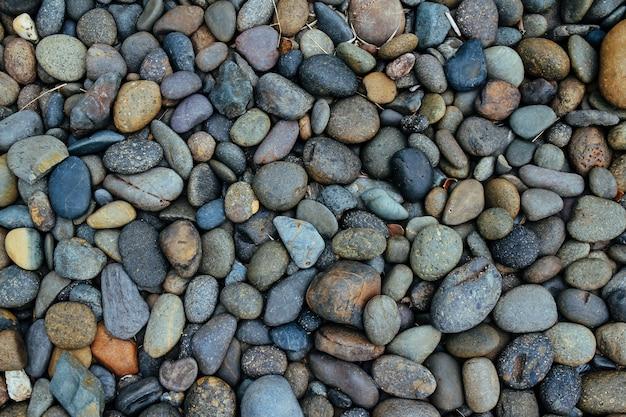 Kamienne tło kamyczki