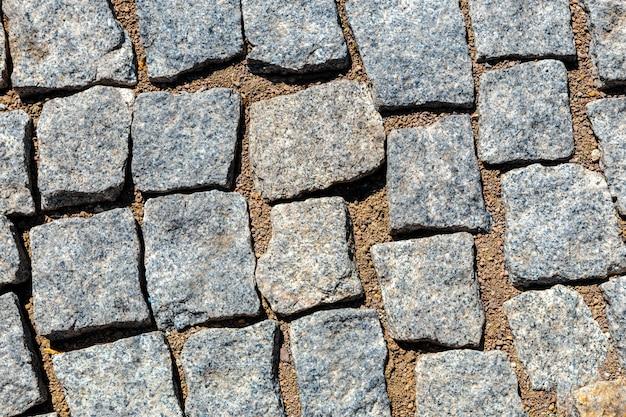 Kamienny chodnik