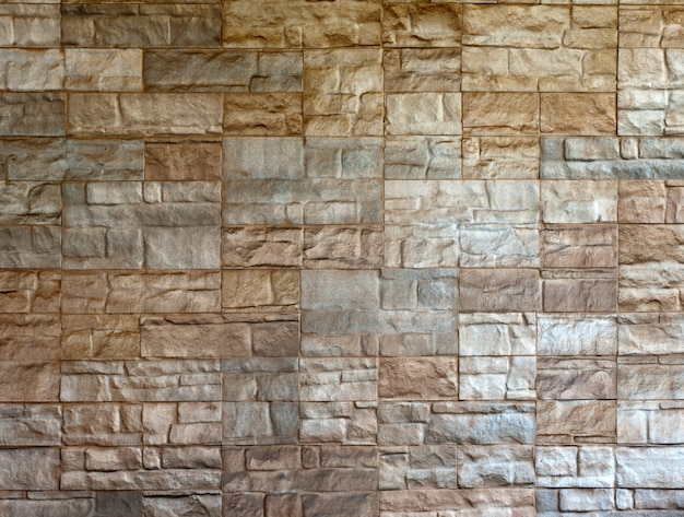 Kamienny mur w tle