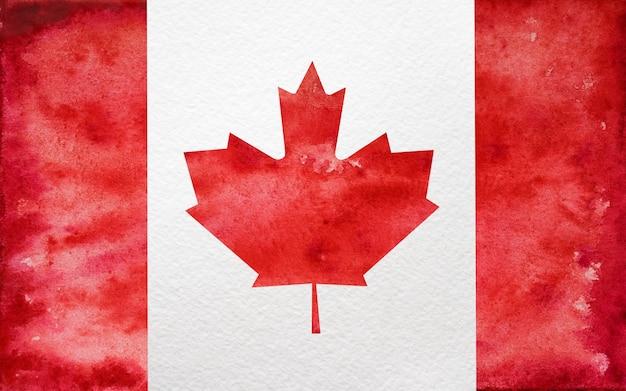 Kanadyjska flaga