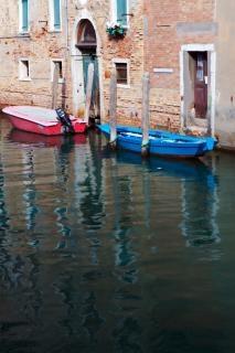 Kanał gondola