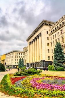 Kancelaria prezydenta ukrainy w kijowie, stolicy ukrainy