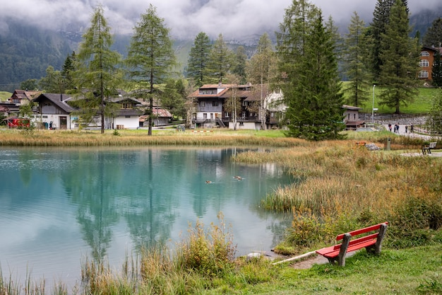 Kandersteg szwajcaria