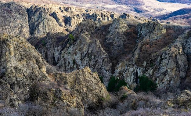 Kanion birtvisi w gruzji