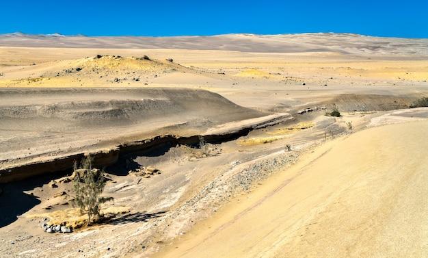 Kanion de los perdidos, kanion zaginionych lub kanion del zapa w pobliżu ica w peru
