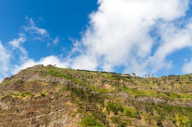 Kanion górski