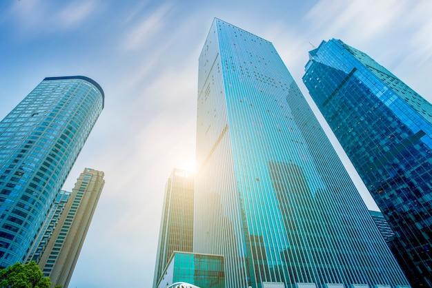 Kanta miasta budynku handlowy budynek biurowy