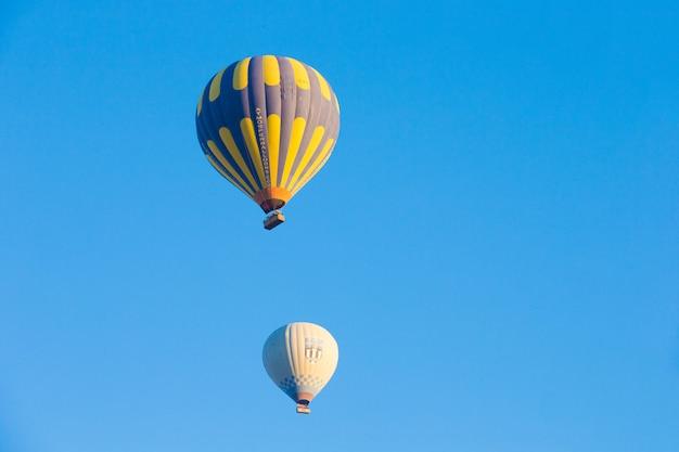 Kapadocja - lot balonem.
