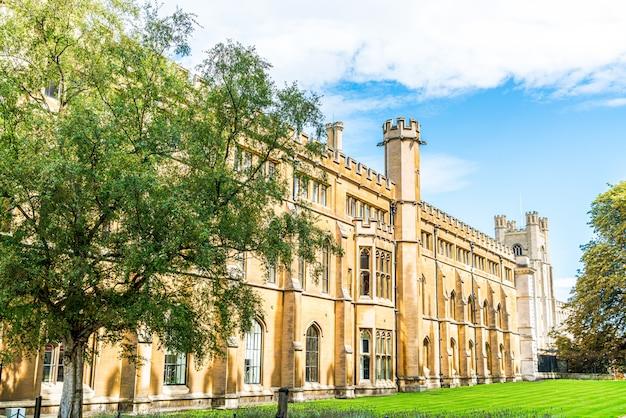 Kaplica king's college w cambridge