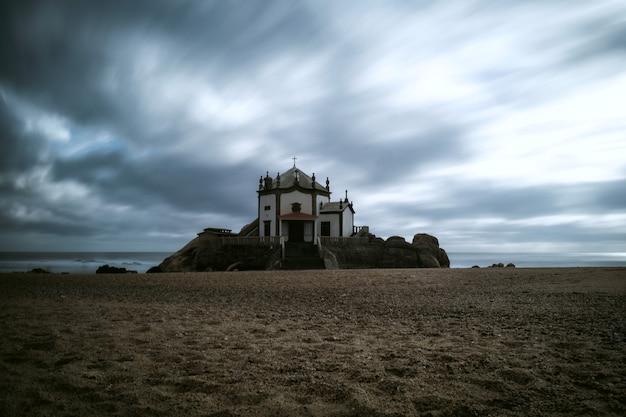 Kaplica senhor da pedra w porto portugalia