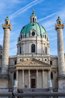 Karlskirche, wiedeń