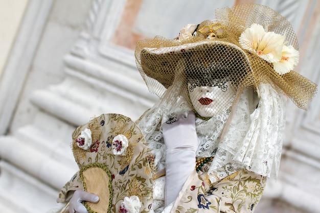 Karnawał - wenecja włochy
