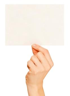 Karta aparatu izolowana na białych powierzchniach