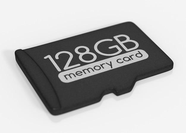 Karta pamięci microsd.