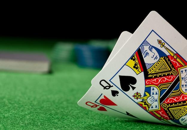 Karty pokerowe