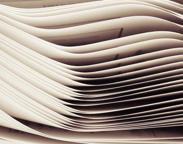 Katalog makro w tle