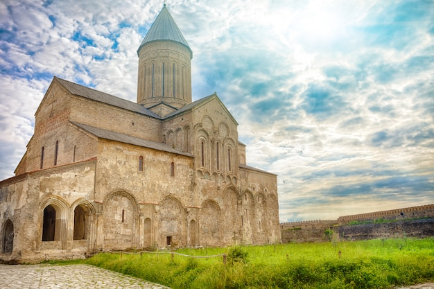 Katedra alaverdi w gruzji