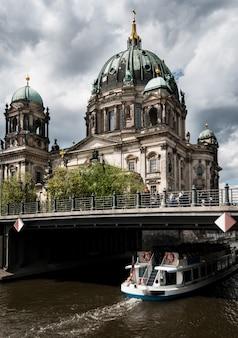 Katedra berlińska na szprewie