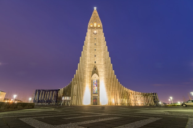 Katedra hallgrímskirkja