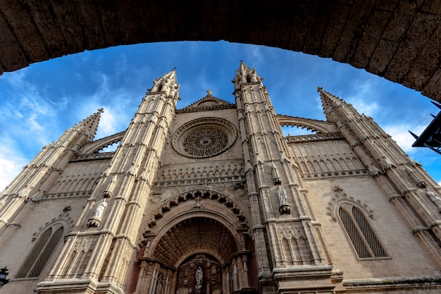 Katedra la seu palma de mallorca