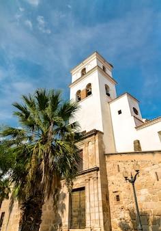 Katedra najświętszej maryi panny w merida hiszpania