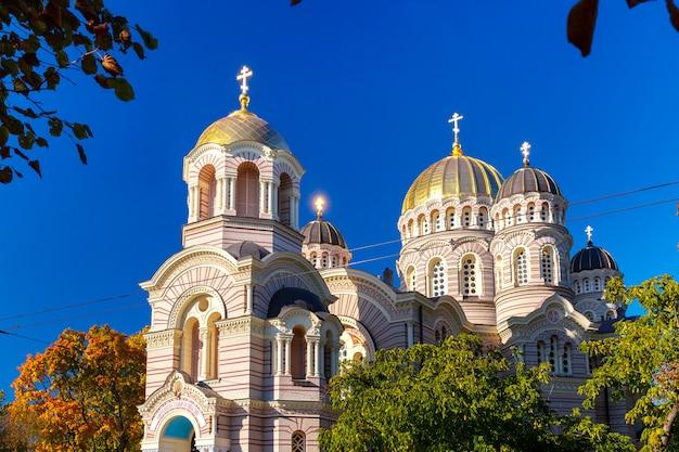 Katedra narodzenia pańskiego, ryga, łotwa