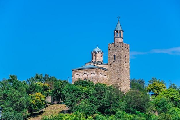 Katedra patriarchalna w twierdzy carewec. wielkie tyrnowo, bułgaria