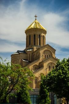 Katedra sameba w tbilisi, gruzja