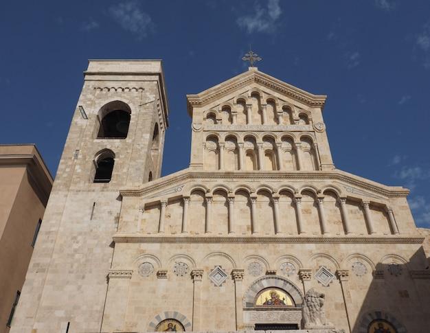 Katedra santa maria w cagliari